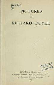 Cover of: Pictures | Doyle, Richard
