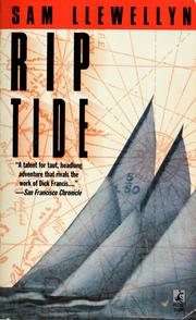 Cover of: Riptide | Sam Llewellyn