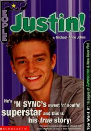 Cover of: 'NSYNC's Justin by Michael-Anne Johns