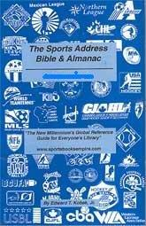 Cover of: 2010 Sports Address Bible & Almanac, 21st edition | Ed, Jr. Kobak