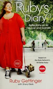 Cover of: Ruby's diary | Ruby Gettinger