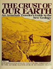 Cover of: The crust of our earth | Chet Raymo