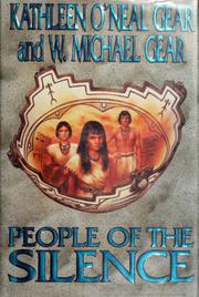 Cover of: People of the silence | Kathleen O'Neal Gear