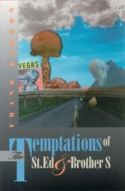 Cover of: The temptations of St. Ed & Brother S | Frank Bergon