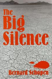 Cover of: The big silence