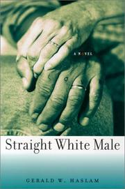 Cover of: Straight white male