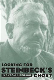 Cover of: Looking for Steinbeck