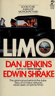 Cover of: Limo by Dan Jenkins