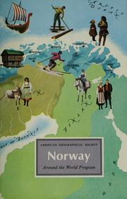 Cover of: Norway by Vincent Herschel Malmström