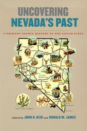 Cover of: Uncovering Nevada