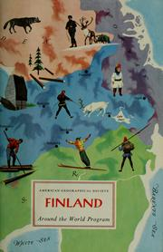 Cover of: Finland by Raye Roberts Platt