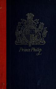 Cover of: Prince Philip | Alexandra consort of Peter II King of Yugoslavia