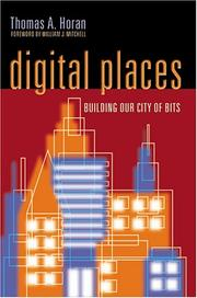 Cover of: Digital Places