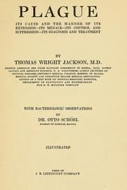 Cover of: Plague | Thomas Wright Jackson