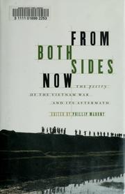 Cover of: From both sides now |