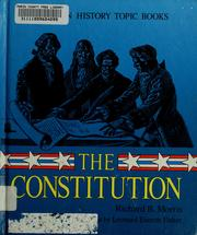 Cover of: The Constitution | Morris, Richard Brandon