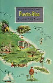 Cover of: The Commonwealth of Puerto Rico | Earl Parker Hanson