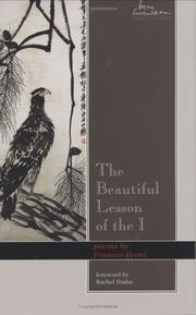 Cover of: The beautiful lesson of the I |