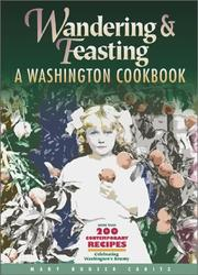 Cover of: Wandering & feasting