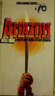 Cover of: Amazon | Roy B. Sparkia