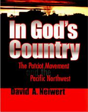 Cover of: In God's country by David A. Neiwert