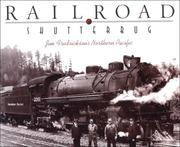 Cover of: Railroad Shutterbug