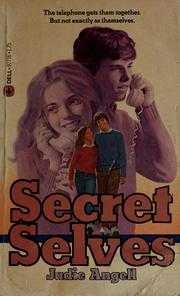 Cover of: Secret Selves (Young Love) | Judie Angell