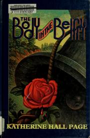 Cover of: The body in the belfry | Katherine Hall Page