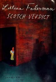 Scotch Verdict by Lillian Faderman