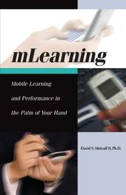 M-Learning by David Metcalf