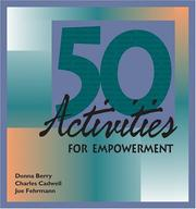 Cover of: 50 Activities for Empowerment | Charles Cadwell