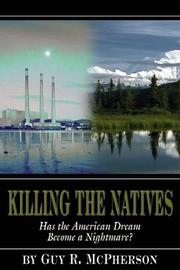 Cover of: Killing the Natives | Guy R. McPherson