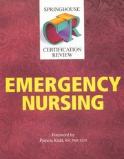 Cover of: Springhouse Certification Review | Springhouse