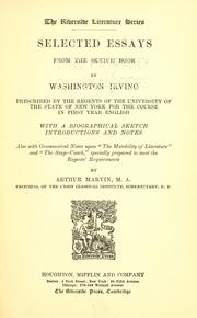 irving washington essay · check out our top free essays on irving rip van winkle to help you write your own essay.