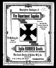 Descriptive catalogue of fire department supplies