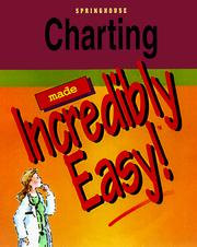 Cover of: Charting made incredibly easy!