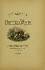 Cover of: Duganne