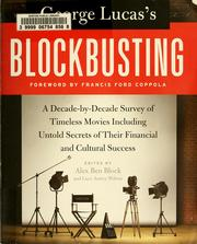 Cover of: George Lucas's blockbusting | Alex Ben Block