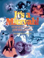 Cover of: It's a mitzvah!