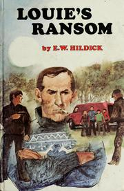 Cover of: Louie's ransom | E. W. Hildick