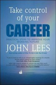 Cover of: Take Control of Your Career