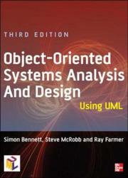 Cover of: Object-oriented Systems Analysis and Design Using UML | Simon Bennett