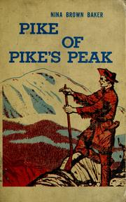 Cover of: Pike of Pike