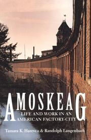 Cover of: Amoskeag