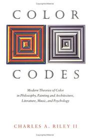 Cover of: Color Codes | Charles A. Riley II