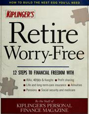 Cover of: Kiplinger