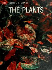 Cover of: The plants | Frits Warmolt Went