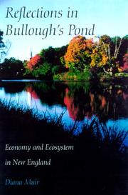 Cover of: Reflections in Bullough's Pond