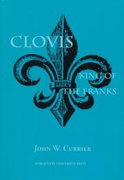 Cover of: Clovis, King of the Franks