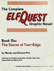 Cover of: The complete ElfQuest graphic novel by Wendy Pini
